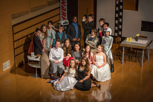 Middle School Play: Friday November 20th