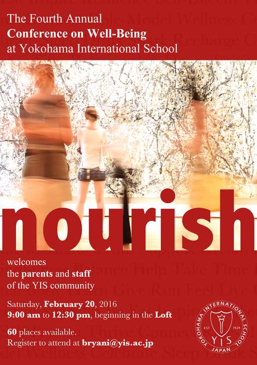 Nourish: The 4th Annual Wellness Conference at YIS