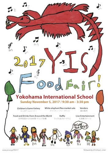 Food Fair Tomorrow, Sun., Nov. 5