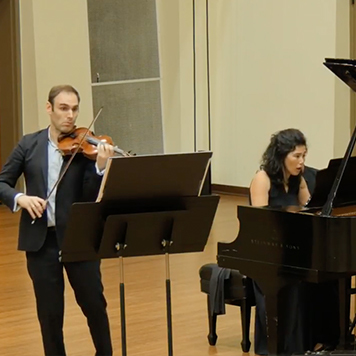 Classical Music Concert with Mimi Solomon and Nicholas DiEugenio