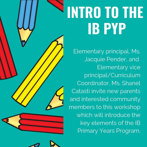 Parent Introduction to the PYP