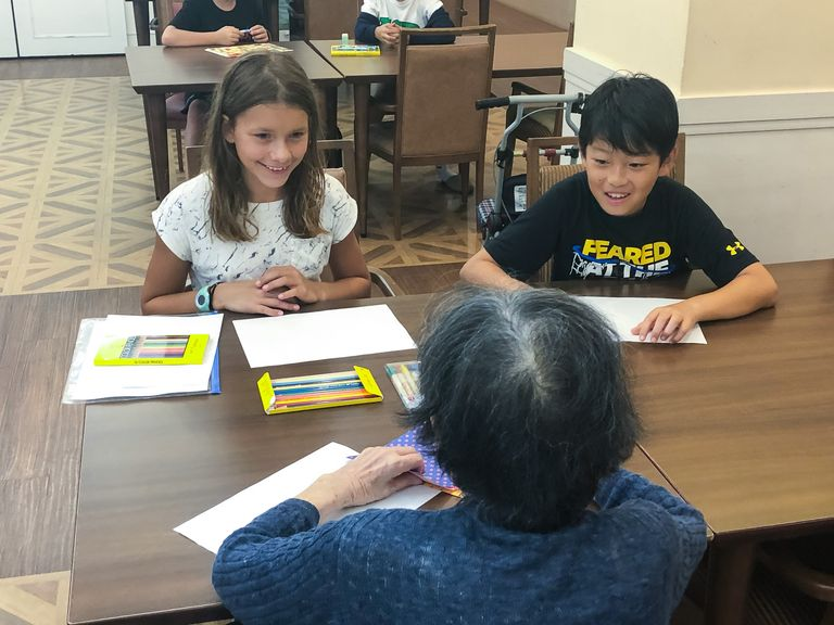 Nursing Home Service Learning Visits