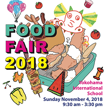 Food Fair 2018, Sun., Nov. 4