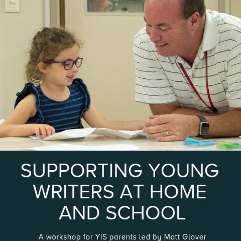Supporting Young Writers at Home and School